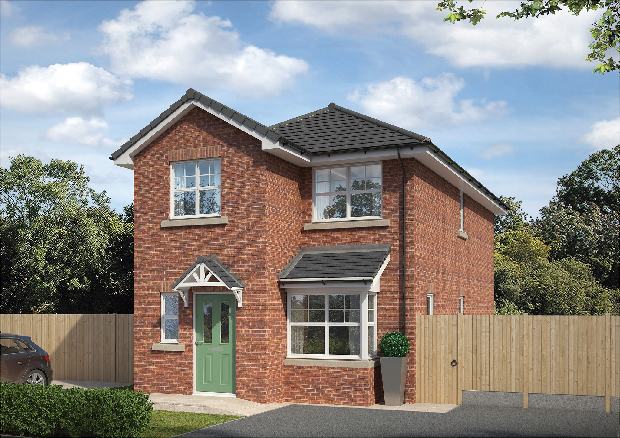 Plot 13, The Warburton Detached