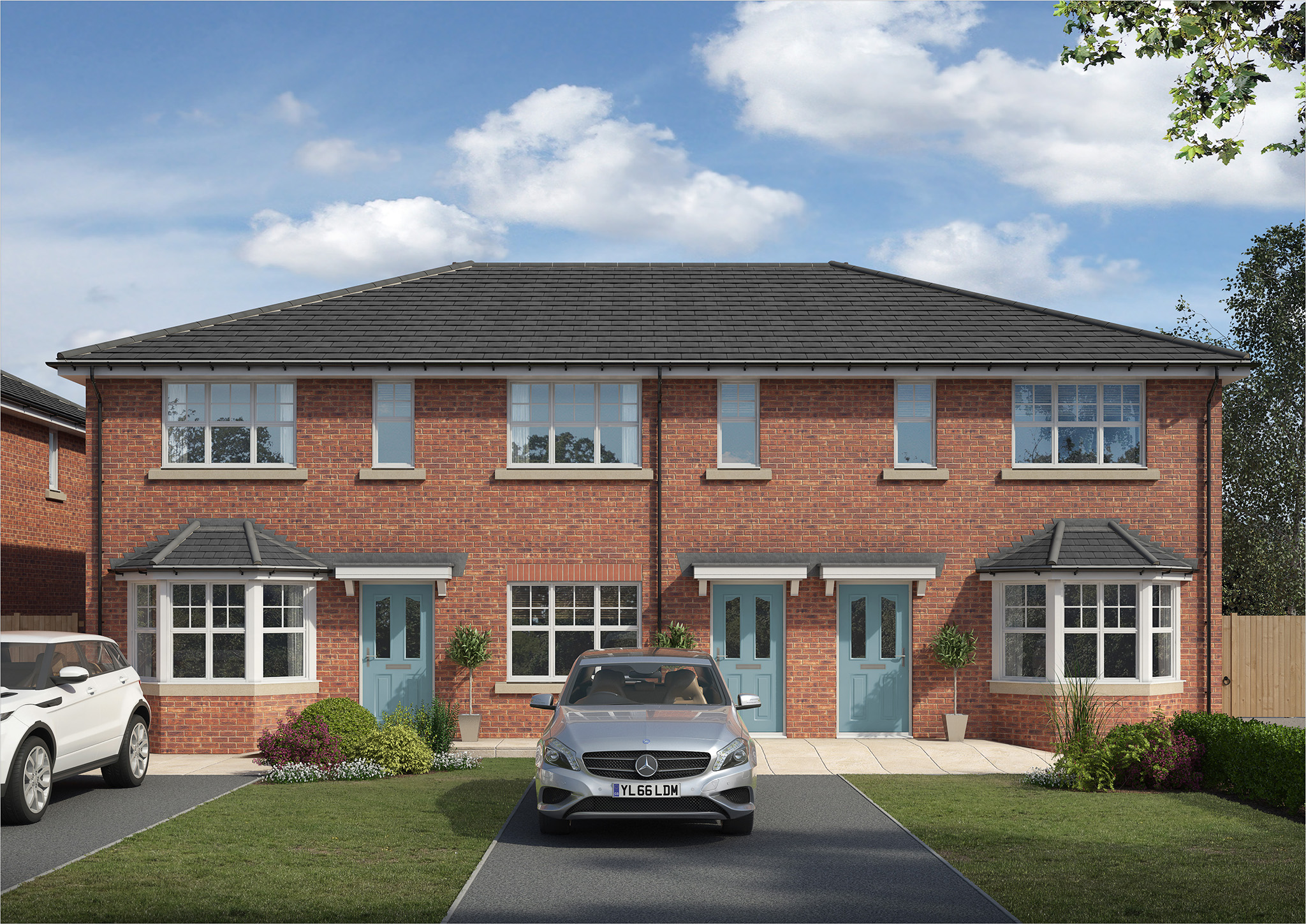 Plot 28, The Heaton