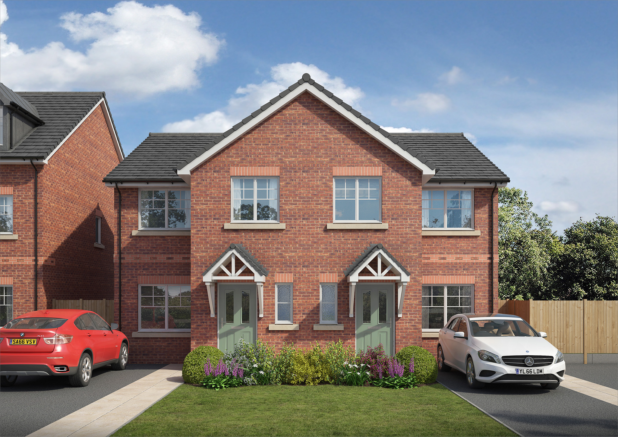 Plot 34 The Warburton